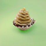 【フランシーズのケーキ】和栗のモンブラン