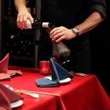 店長厳選のワインを多数ご用意☆【スペイン、アルゼンチン、フランス、アメリカ、チリ、ポルトガル他】