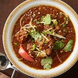 南インド料理を代表する逸品「ラム ウエチェンナ マムサム」