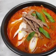 ヤンニョムチキンと韓国料理 ナヌリ 神田