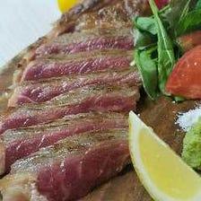 極上サーロインステーキ&ミルフィーユパンケーキ付3H[飲み放題]コース9品3800円