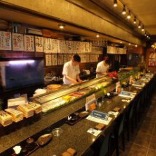 寿司屋を一番楽しむにはカウンター席