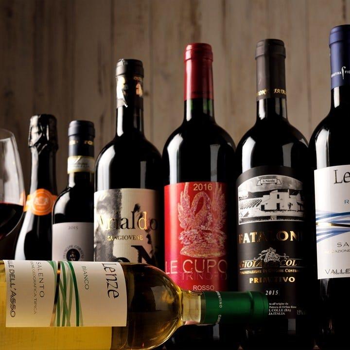 松阪牛と厳選ワインで至福のひととき