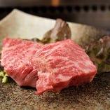 あっさりとした脂が特徴の松阪牛