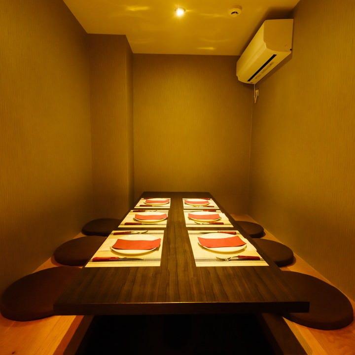 テーブル席・半個室・2名様~7名様