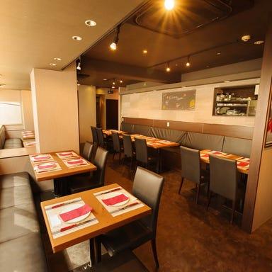 シュラスコレストラン カレンドゥラ  店内の画像