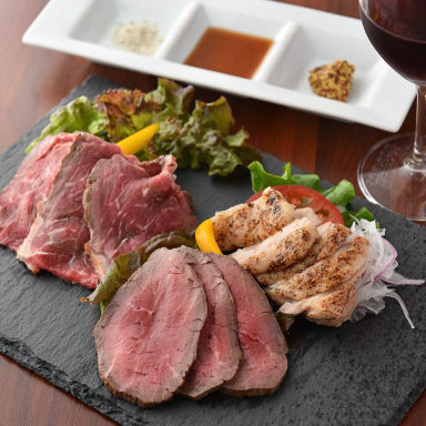 お肉とお魚 MICHIBA ~ミチバ~ 星川 メニューの画像