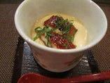 鰻の茶碗蒸し