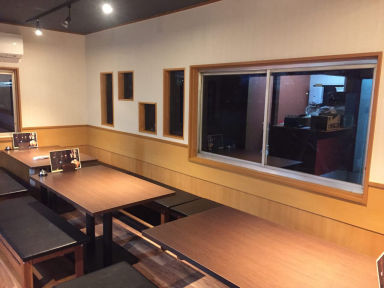 本マグロと新和食 咲kura  店内の画像