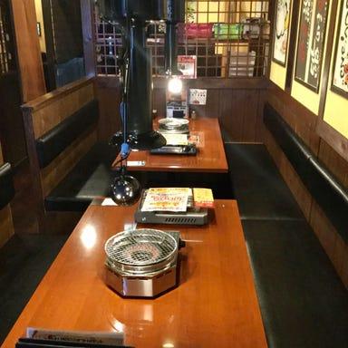 赤から 松阪店 店内の画像