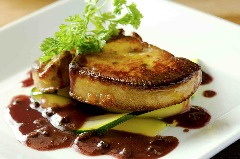 ★☆Foie gras saut?s 仏蘭西ペリゴール産 フォアグラのソテー♭♭