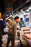 ◇◆朝の横浜中央卸売市場★☆魚河岸♭♭【横浜中央卸売市場★☆魚河岸♭♭】