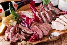 ★☆至福の味♭♭お肉料理の盛合せ