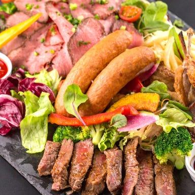 九州創作料理と厳選肉 結 高崎駅前店 メニューの画像