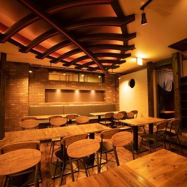九州創作料理と厳選肉 結 高崎駅前店 店内の画像