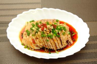 中国料理 新農村  メニューの画像