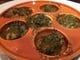 ムール貝のブルゴーニュ風オーブン焼き