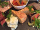 イタリア前菜の5種盛り合わせ