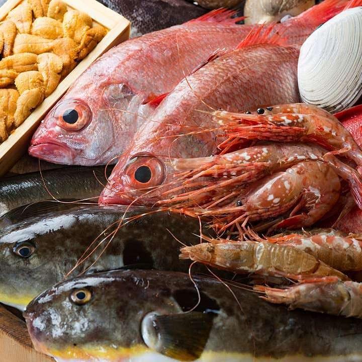 旨みと脂身が堪らない高級魚を楽しむ