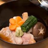 鴨の治部煮【加賀名物料理】