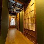 2階は和の完全個室としてリニューアルオープン!