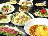 食飲放題コース 120分3200円(税別)