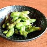 炭焼き黒枝豆