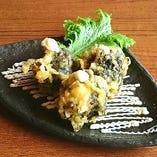 新感覚ポテトサラダの天ぷら
