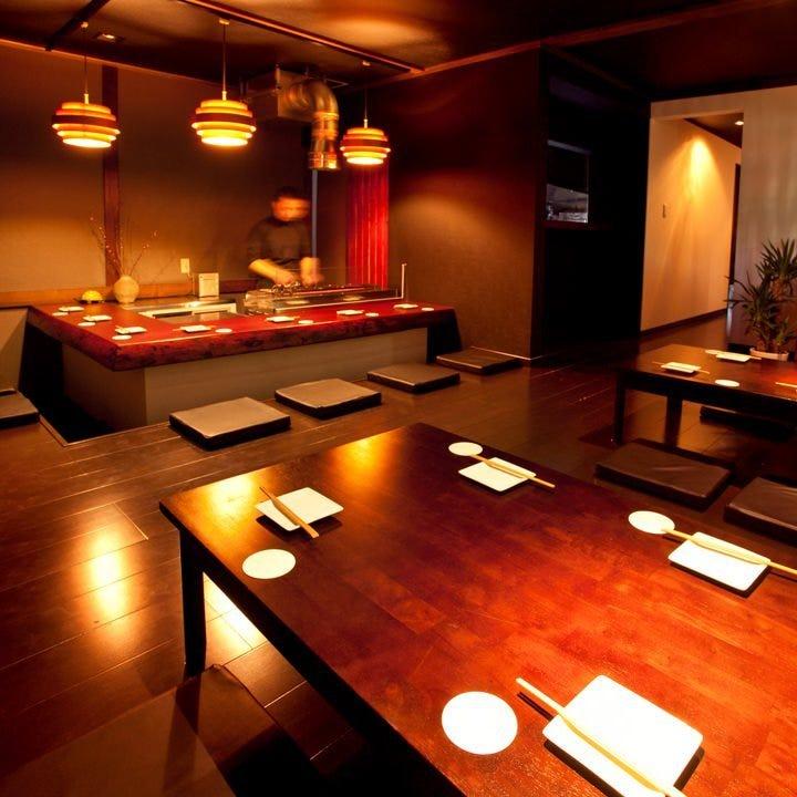 【席のみ予約】非日常的空間で厳選した国産鶏の串焼きと鶏料理を堪能