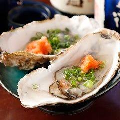 生牡蠣/焼き牡蠣