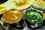 本格的なインド料理とネパール料理を楽しめる♪