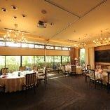 宴会場・最大50名様可能です!円卓が5卓あります。宴会・法事・などにも最適です!