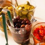 野菜もきちんと採れるバランスのよいお食事