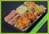 平日限定♪Que bom!キッチンカーで人気のお弁当を販売!