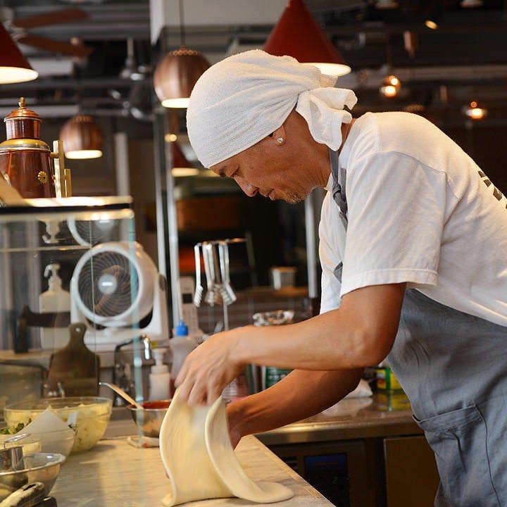 世界一のピッツァが笹塚で食べれる!