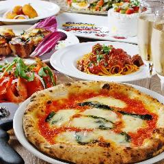 Trattoria Pizzeria LOGIC sasazuka