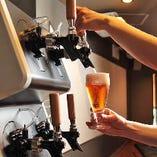 キリンのクラフトビール『Tap Marché』を導入しました!