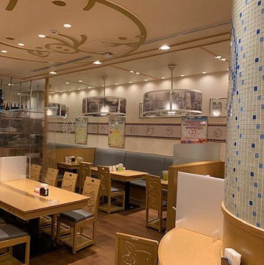 矢場とん中部国際空港店  店内の画像