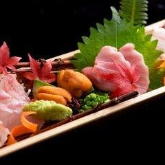 酒家 魚肉菜 虹晴れ