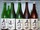銘酒久保田、百寿から季節等に合わせ多数取り揃えております。