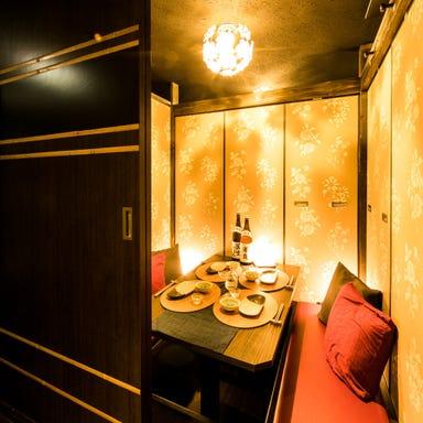 250席全席扉付き完全個室居酒屋 わらやき道場 新橋駅前店 店内の画像