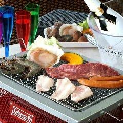 海の家 BBQビアガーデン 由比ヶ浜Moriage Cafe モリアージュ