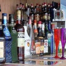 豊富な飲み放題コース