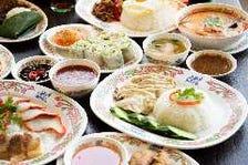 本場タイ料理の味