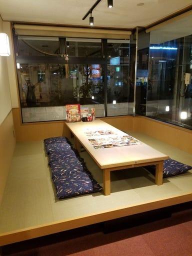 北海道生まれ 和食処とんでん 狭山ヶ丘店 店内の画像
