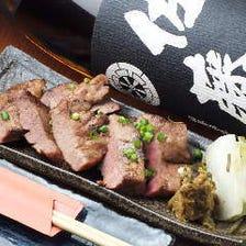 仙台で人気な料理「牛タン」