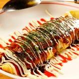 """そばめしオムレツは、たくさん食べたい方のために""""チャレンジ3倍""""もご用意!"""