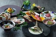 魚貝小皿和食 一喜