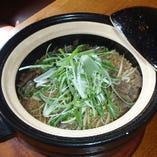 飛騨牛土鍋ご飯