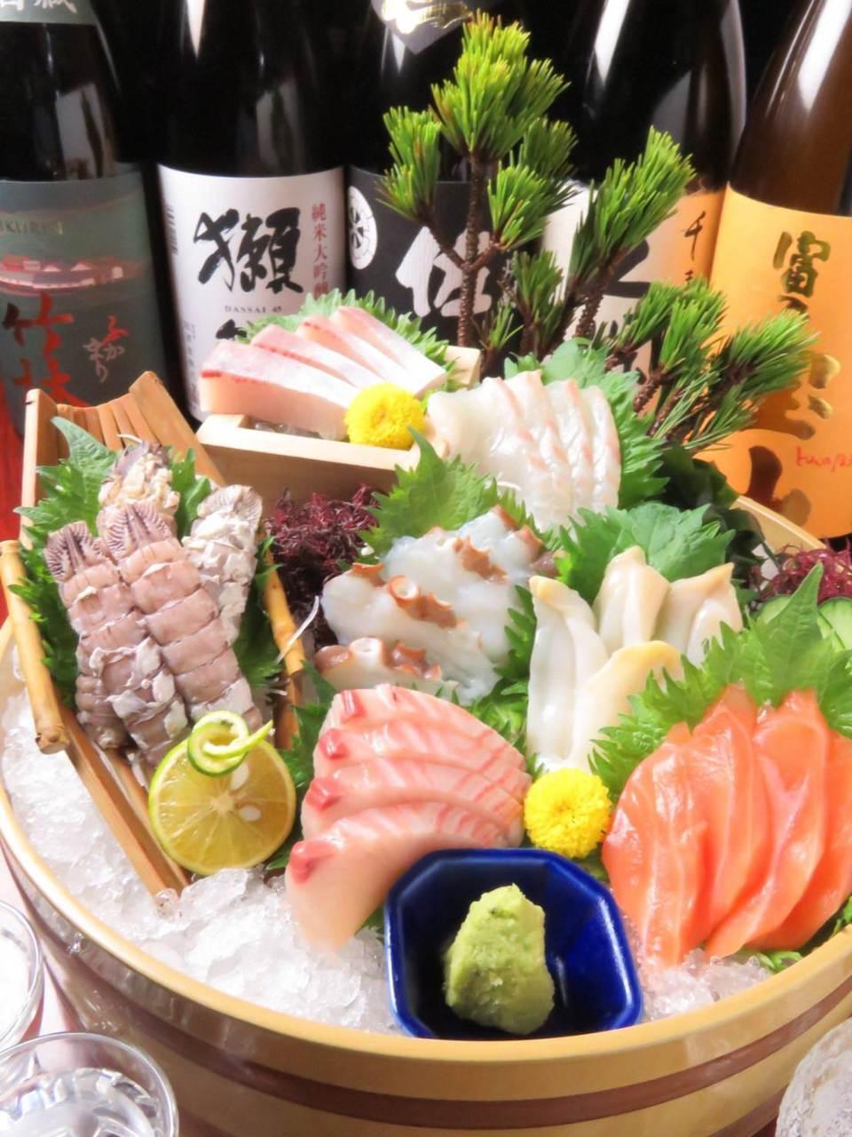 岡山の食材を満喫!